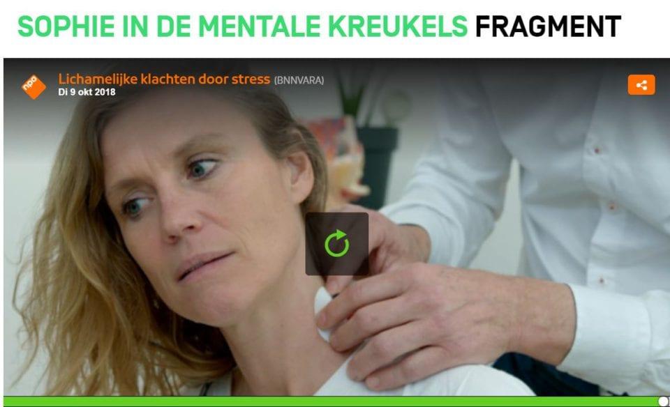 Biofeedback therapeut